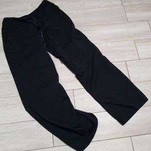Zella active pants, size 10 black workout bottoms